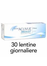 1-DAY Acuvue Moist - 30 lenti
