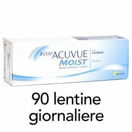 1-DAY Acuvue Moist - 90 lenti