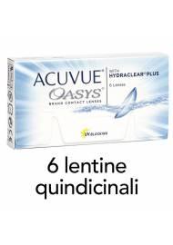 Acuvue Oasys - 6 lenti...